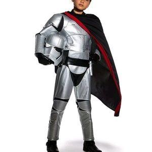 Disney Store Star Wars Captain Phasma Costume